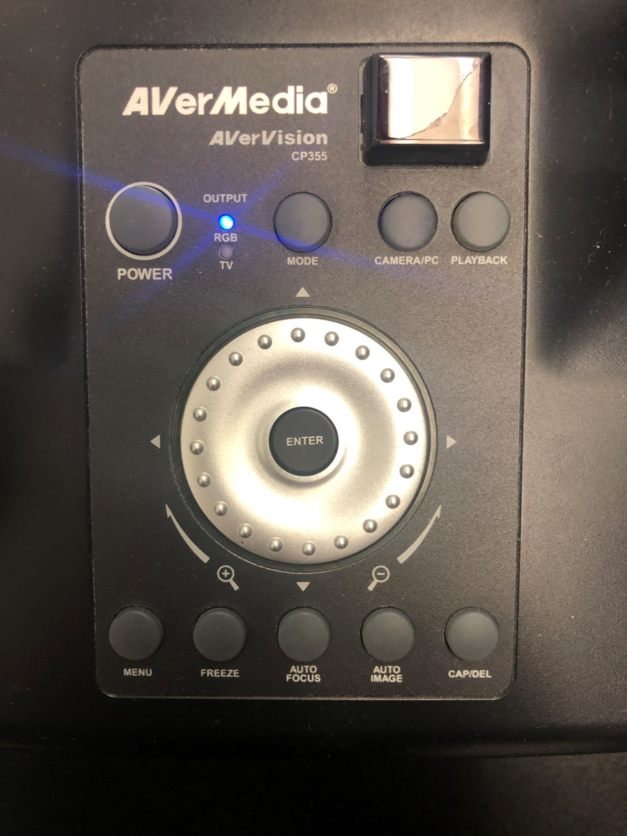 Image of AverMedia document camera