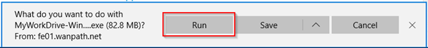 "Screenshot showing ""Run"" dialog box."