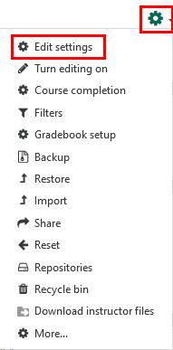 Screenshot of Step #2 Instructions